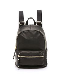 L.A.M.B. | Black Iban Backpack | Lyst