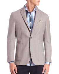 Vince Camuto - Gray Dell Aria Air Jacket for Men - Lyst