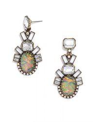 BaubleBar | Metallic Petite Opal Galactic Drops | Lyst