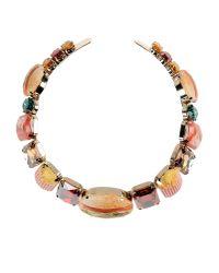 Bijoux De Famille - Red Necklace - Lyst