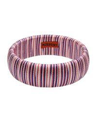 Missoni | Pink Bracelet | Lyst