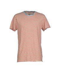 Kaos - Orange T-shirt for Men - Lyst