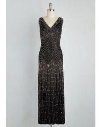 Pisarro Nights | Black Speakeasy Soiree Dress | Lyst