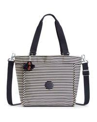 Kipling - Multicolor New Shopper S Womens Shoulder Bag - Lyst