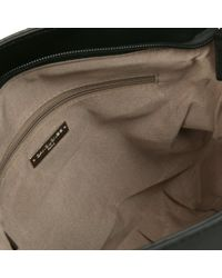 David Jones Black Aspen Womens Messenger Handbag
