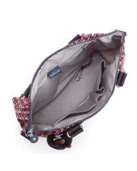 Kipling - Multicolor Amiel Womens Shoulder Bag - Lyst