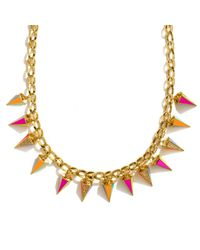 Sarah Magid | Metallic Siesta Charm Necklace | Lyst