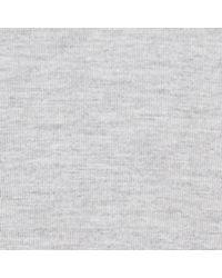 Club Monaco - Gray Mika Knit Dress - Lyst