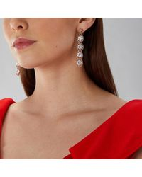 Coast - Metallic Zuri Earrings - Lyst