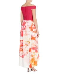Coast - Multicolor Beaumont Bloom Full Skirt - Lyst