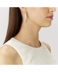 Coast | Metallic Javea Earrings | Lyst