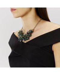 Coast   Metallic Istan Iridescent Necklace   Lyst
