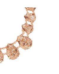 Coast - Metallic Rodez Sparkle Necklace - Lyst
