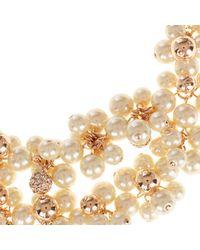 Coast - Metallic Lana Pearl Necklace - Lyst
