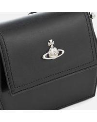 Vivienne Westwood - Black Women's Cambridge Cross Body Bag - Lyst