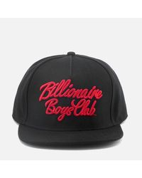 8347129af70 Billionaire Boys Club - Ice Cream Men s Script Logo Snapback Cap in ...