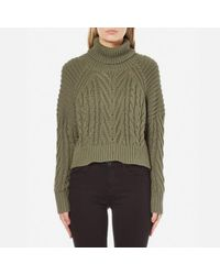 C/meo Collective | Green Women's Two Can Win Jumper | Lyst