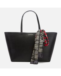 Love Moschino | Black Women's Tote Bag | Lyst