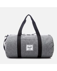 84fac2962189 Herschel Supply Co. Men s Sutton Mid Volume Duffle Bag in Gray for ...