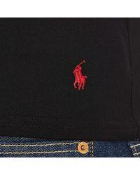Polo Ralph Lauren - Black Men's 2 Pack Short Sleeve Tshirt for Men - Lyst