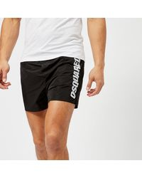 0cf16671aa Lyst - DSquared² Men's Logo Swim Shorts in Black for Men