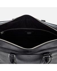Tod's - Black Men's Slim Business Case for Men - Lyst