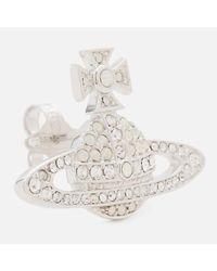 Vivienne Westwood | White Women's Kika Earrings | Lyst