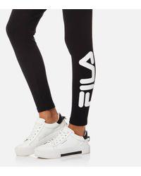Fila - Blackline Women's Avril Essential Leggings - Lyst