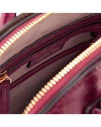 MICHAEL Michael Kors - Pink Women's Mercer Large Dome Satchel - Lyst