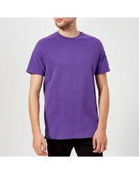 6e3270decf9e6e The North Face Men s Short Sleeve Fine 2 Tshirt in Purple for Men - Lyst