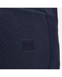 e3ed28cb7eeb Lyst - Herschel Supply Co. Men s Woven Strand Tote Bag in Blue for Men