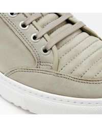 Etq - Green Men's Low 2 Nubuck Trainers for Men - Lyst