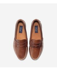 Cole Haan - Brown Men's Pinch America Loafer for Men - Lyst