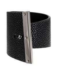 Colette Malouf | Black Betty Cuff | Lyst
