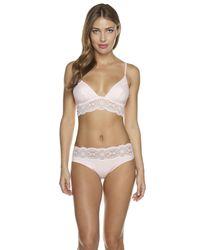 Cosabella - White Sonia Intimates Lowrider Bikini - Lyst