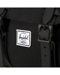 Herschel Supply Co. - Black Little America Backpack - Lyst