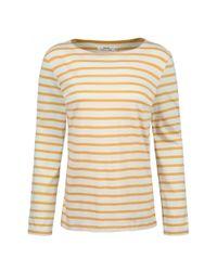 Seasalt - Natural Sailor Womens Shirt - Lyst