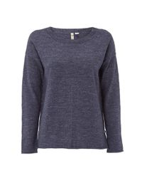White Stuff - Blue Skye Knit Womens Top - Lyst