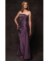 Alyce Paris - Multicolor Mother Of The Bride - Dress In Heather - Lyst
