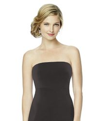 Dessy Collection - Mj-band Bandeau In Black - Lyst