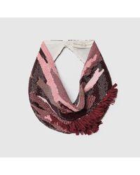 Mignonne Gavigan   Metallic Ellery Necklace   Lyst