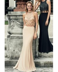 Alyce Paris - Multicolor Deco Collection - Dress - Lyst