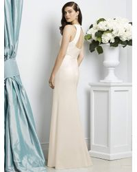 Dessy Collection - White 2938 Dress In Ivory - Lyst