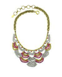 Elizabeth Cole - Multicolor Austen Necklace - Lyst