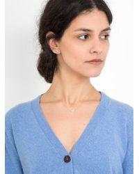 Wwake - Multicolor Irregular Pearl Necklace - Lyst