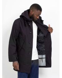Saturdays NYC - Multicolor Nathan Fishtail Parka for Men - Lyst