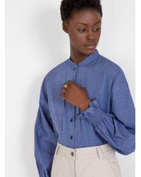 Odette New York - Blue Uta Ring - Lyst