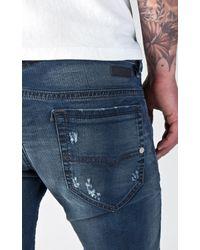 DIESEL - Blue Thavar Sp-ne Jogg Jeans 0675m for Men - Lyst