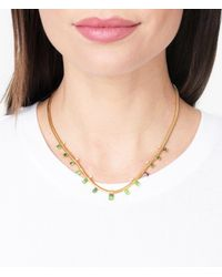 Tai - Metallic Snake Chain Necklace - Lyst