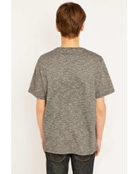 Farah | Gray Francis Ashes Tee for Men | Lyst
